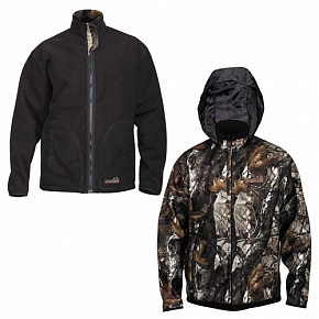 Куртка Norfin Hunting Thunder Staidness/black Двухстор. 01 Р.s
