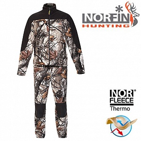 Костюм Флисовый Norfin Hunting Forest Staidness 05 Р.xxl