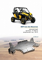 Защита для UTV Rival для BRP(Can-Am) Maverick