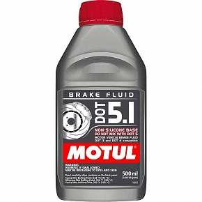 MOTUL DOT 5.1 Brake Fluid 0,5л.