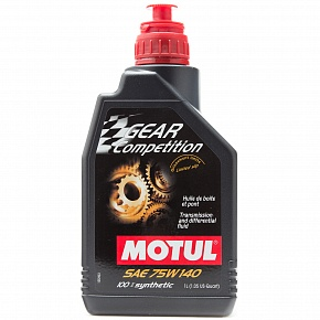 MOTUL Gear Competition 75W-140 1л.